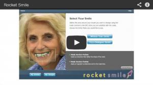 Rocket Smile Demo